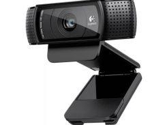Веб-камера Logitech Webcam C920 HD PRO (960-001055) 1.8 м, 1920 x 1080 пікселів, 2.0 МП, Full HD, US