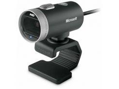 Веб-камера Microsoft LifeCam Cinema (H5D-00015) 1 МП, 1280 x 720 пікселів, HD, USB 2.0, автофокус, в