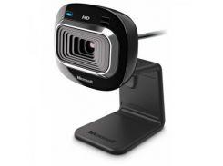 Веб-камера Microsoft LifeCam HD-3000 (T3H-00013) 1.3 МП, 1280 x 720 пікселів, HD, USB 2.0, автофокус