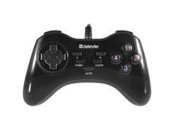 Геймпад Defender Game Master G2 (64258) USB