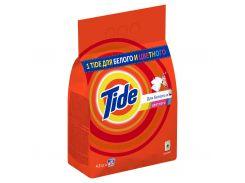 Пральний порошок Tide для белого и цветного 4,5 кг (8001090157973)