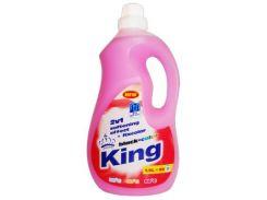Гель для прання King Black+Color 1,5 л (8594010053313)