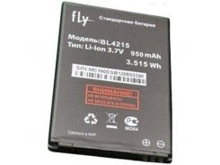 Акумуляторна батарея Fly BL4215 (Q115/MC180) (39233) для телефону, стандартний, Fly, Fly MC180, Fly