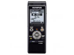 Цифровий диктофон OLYMPUS V415131BE000 8192 Мб, microSD/microSDHC, 2 х ААА Ni-MH акумулятора, чорний
