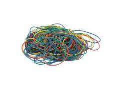 Резинки для грошей Axent assorted colors, 50г (4610-А)