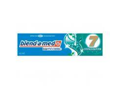 Зубна паста Blend-A-Med Комплекс 7 с ополаскивателем 100 мл (5410076260904)