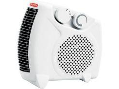Обігрівач Rotex RAS10-H білий, тепловентилятор, електромережа, 2000 Вт