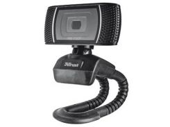 Веб-камера Trust Trino HD Video Webcam (18679) 1.3 МП, 1280 x 720 пікселів, HD, USB 2.0, автофокус,