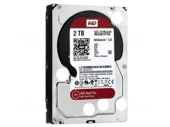 "Жорсткий диск 3.5"" 2TB Western Digital (WD2002FFSX) 7200 об/хв, 64 MB, SATA III, WD Red Pro"