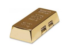 Концентратор Manhattan Gold Bar (161541) 4xUSB 2.0