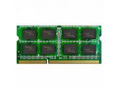 """Модуль пам""""яті для ноутбука SoDIMM DDR3 8GB 1600 MHz Team (TED38G1600C11-S01) DDR3, 8 GB, 1, 1600 МГ"""