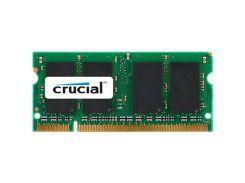 """Модуль пам""""яті для ноутбука SoDIMM DDR2 2GB 800 MHz MICRON (CT25664AC800) DDR2, 2 GB, 1, 800 MHz, CL"""