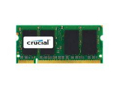 """Модуль пам""""яті для ноутбука SoDIMM DDR3 8GB 1333 MHz MICRON (CT8G3S1339MCEU) DDR3, 8 GB, 1, 1333 MHz"""