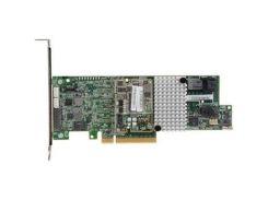 Контролер RAID LSI 9361-4I SATA, RAID: 0, 1, 5, 6, 10, 50, 60, low-profile, PCI Express x8, 12 Гб/с,