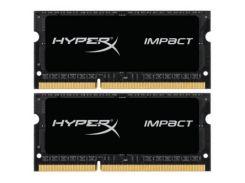"""Модуль пам""""яті для ноутбука SODIMM DDR3 16GB (2x8GB) 1600 MHz Kingston (HX316LS9IBK2/16) DDR3, 16 GB"""
