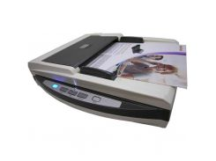 Сканер Plustek SmartOffice PL1530 (0177TS) CIS, 600х1200 dpi, 48 біт, 16 біт, USB, Windows