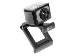 Веб-камера GEMIX F5 відео до 1280 x 960, фото до 1.3мПикс 1280*960, вбудований мікрофон