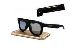 Солнцезащитные очки , жк-дисплей, поляризационные оптические стёкла,  авто регулируемая защита