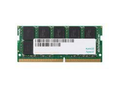 """Модуль пам""""яті для ноутбука SoDIMM DDR4 16GB 2133 MHz Apacer (AS16GGB13CDYBGH) DDR4, 4GB, 1, 2133 МГ"""