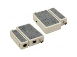 Тестер кабельний Cablexpert NCT-1 RG58, UTP