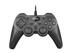 Геймпад Trust Ziva wired gamepad for PC and PS3 (21969) USB