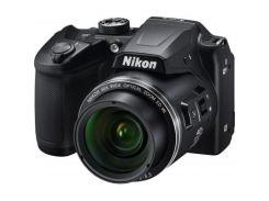 """Цифровий фотоапарат Nikon Coolpix B500 Black (VNA951E1) КМОП (CMOS), 1/2.3"""", 16 Mpx, f/3.0-6.5, цифр"""