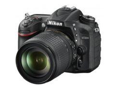 Цифровий фотоапарат Nikon D7200 AF-S DX 18-105 Kit (VBA450K001) КМОП (CMOS), 23.5 х 15.6 мм, 24.2 Mp