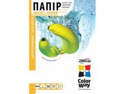 Папір ColorWay 10x15 (PNG2550204R) струменевий, білий, 255 г/м2, двостороння, 20
