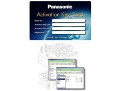 Обладнання до АТС PANASONIC KX-NCS4104XJ Ліцензія для 4 IP-транков, для АТС серії TDE, до TDЕ