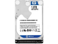 "Жорсткий диск для ноутбука 2.5"" 1TB Western Digital (#WD10JPVX-FR#) 1TB, 5400rpm, 8Mb, SATA, WD Blue"