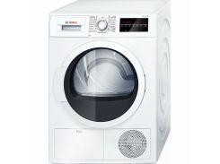 Сушильна машина BOSCH WTG 86400 OE (WTG86400OE) окремостоячий, 9 кг, 112 л, 84.2 см, 59.8 см, 63.6 с