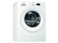 Пральна машина Whirlpool FWSL61052W EU окремостоячий, автомат, 1000 об/хв, 6 кг, 12, 85 см, 59.5 см,