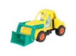 Развивающая игрушка Battat Экскаватор Первые машинки (BT2450Z)