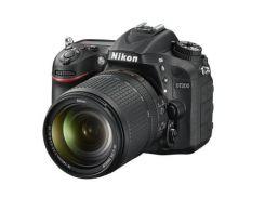 Цифровой фотоаппарат Nikon D7200 18-140 VR kit (VBA450K002)