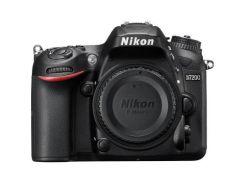 Цифровой фотоаппарат Nikon D7200 body (VBA450AE)