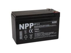 Батарея к ИБП NPP 12В 9 Ач (NP12-9)