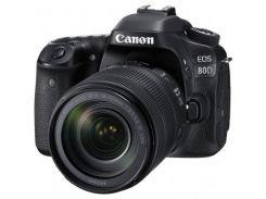 Цифровой фотоаппарат Canon EOS 80D 18-135 IS USM Kit (1263C040)