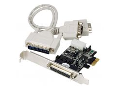 Контроллер PCIе to COM ST-Lab (CP-120)