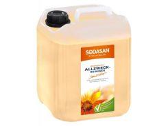 Моющая жидкость для уборки Sodasan Sensitiv 5 л (4019886000369)