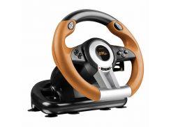 Руль Speedlink Drift O.Z. Racing Wheel PC (SL-6695-BKOR-01)