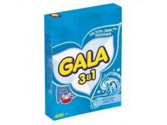 Стиральный порошок Gala 3в1 Морская свежесть 400 г (5410076265954)