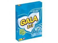 Стиральный порошок Gala 3в1 Морская свежесть 400 г (4084500319400)