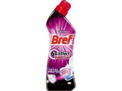 Очищуючий гель Bref 6 в 1 Тотал Протекшн 750 мл (9000100541589)