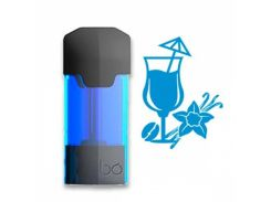 Рідина для електронних сигарет Jwell BO Caps x3 Gourmand Hoodoo 8mg (BO-CPS-GHD08)