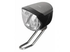 Фонарь велосипедный XLC LED 70Lux, черный (2500223000)