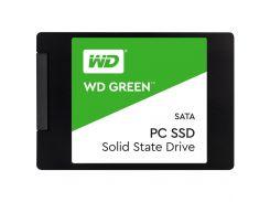 """Накопичувач SSD 2.5"""" 240GB Western Digital (WDS240G2G0A) для комп""""ютера, для ноутбука, SATA 6Gb/s, 5"""