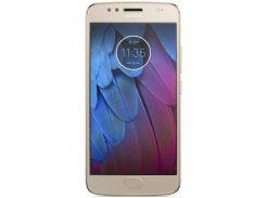 Мобильный телефон Motorola Moto G5S (XT1794) 32Gb Gold (PA7W0020UA)