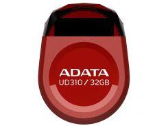USB флеш накопитель ADATA 32GB UD310 Red USB 2.0 (AUD310-32G-RRD)