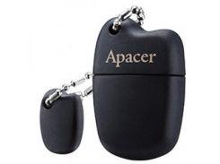 USB флеш накопитель Apacer 32GB AH118 Black USB 2.0 (AP32GAH118B-1)