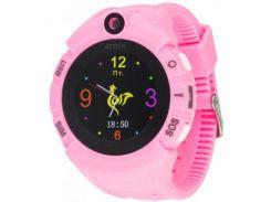 Смарт-часы ATRIX iQ700 GPS Pink
